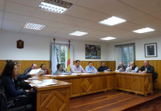 O Pleno de Frades aproba o POS+ 2019, que destina máis de 235.000 euros a obras e 217.000 euros a gasto corrente