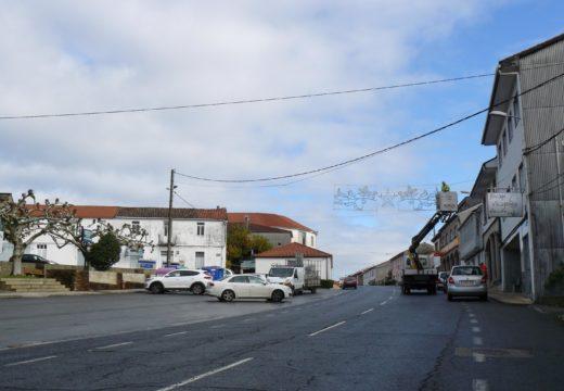 O alcalde de Frades reúnese en Fomento para avanzar no proxecto de acondicionamento e mellora da N-634, valorado en 350.000 euros