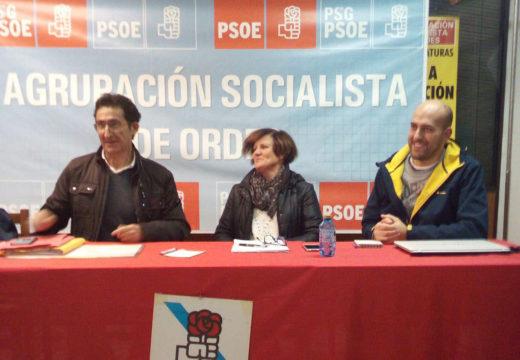 Arranxos en pistas, ampliación de beirarrúas e melloras no saneamento compoñen a proposta do PSOE de Ordes ao POS 2019