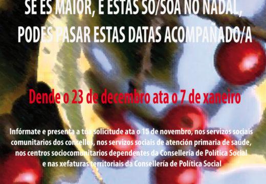 Arranca en Ordes a campaña 'Un Nadal para todos e todas'