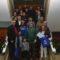 O concello de Riveira entrega becas a dezasete deportistas do municipio