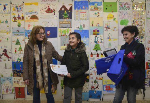 A Galería o Faiado exhibe as 441 obras participantes no Concurso de Debuxo Infantil 'Pinta o teu Nadal'