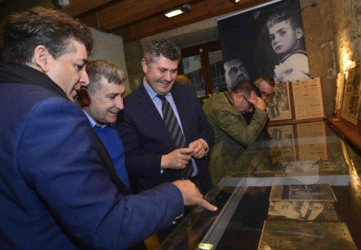 O Museo exhibe ata febeiro unha colección de Xornais Históricos cos que entender a historia de España dende 1902 aos nosos días