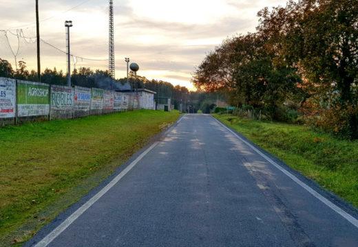 O Concello de Moeche arranca o compromiso provincial para a reparación dun tramo da DP 4901