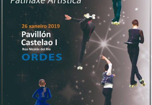 Ordes, sede do Trofeo Deputación da Coruña de Patinaxe