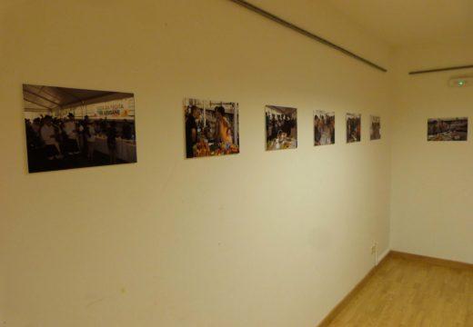 A Casa da Cultura de Lousame acolle ata o 31 de xaneiro unha exposición fotográfica da primeira edición da Festa da Froita