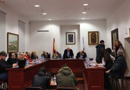 O Pleno de Noia aproba a delegación das competencias en materia de multas de tráfico na Deputación da Coruña