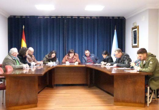 Dolores González Castro, reelixida xuíz de paz de Lousame por unanimidade do Pleno Municipal