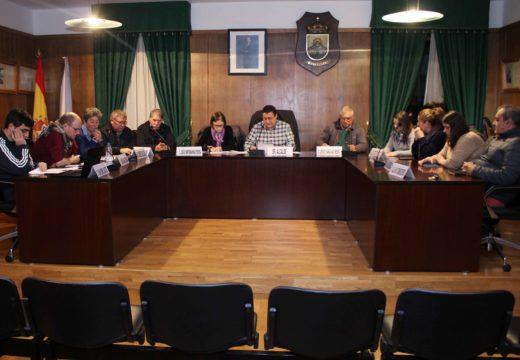 O Concello de Boqueixón modifica un proxecto para acometer a reposición da cuberta do local social de Lestedo