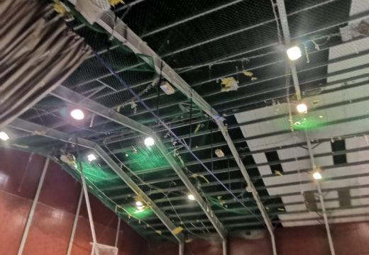 O polideportivo municipal de Brión manterase aberto mentres se cambia a cuberta