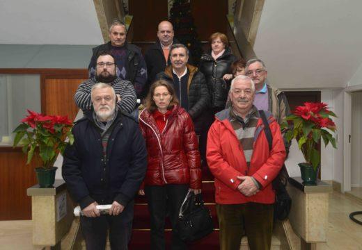 Asociacións e veciños de Corrubedo únense para conmemorar no 2019 os 1.100 anos do nacemento do pobo
