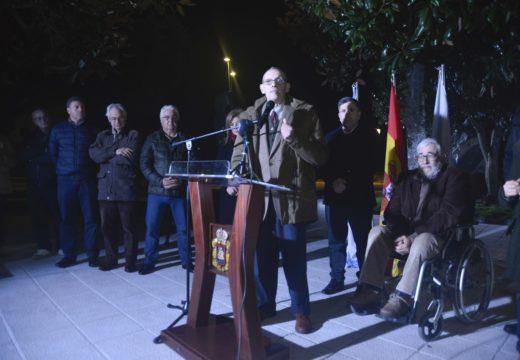 Xoán Fernández xa ten unha praza en Riveira