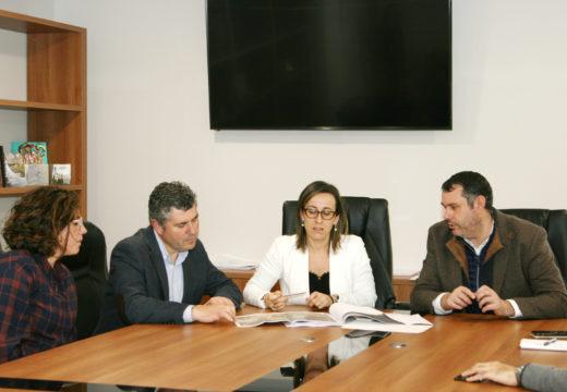 Aberto o proceso de información pública da senda peonil que unirá a vila de Ordes co albergue de peregrinos de Poulo