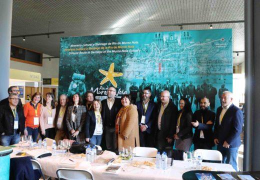 O Camiño a Santiago pola Ría de Muros-Noia promove o seu itinerario no Fairway 2019