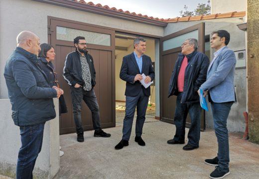 A Xunta investiu na comarca do Barbanza 230.000 euros en 4 proxectos de Galicia Rural Emprende
