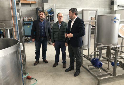A cuarta edición do programa Conecta Peme mobiliza en Bergantiños-Costa da Morte un millón de euros en proxectos que impulsan a innovación e nos que participan 5 empresas