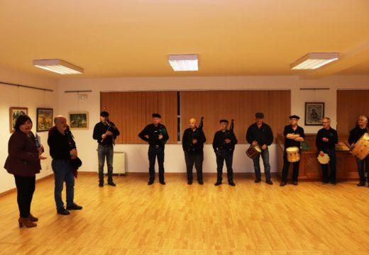 A Casa da Cultura de Lousame acolle ata o vindeiro 5 de marzo a primeira exposición de pintura do veciño Juan Carlos Lorenzo