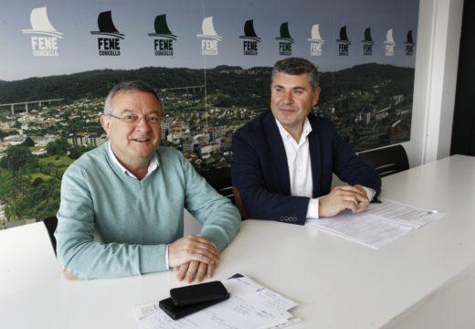 A Xunta destina 7,9m€ aos concellos de Ferrolterra do Fondo de Cooperación Local para garantir o seu funcionamento