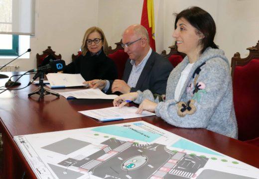 A Xunta licitará en marzo as obras de humanización e ordenación da Praza das Américas de Noia