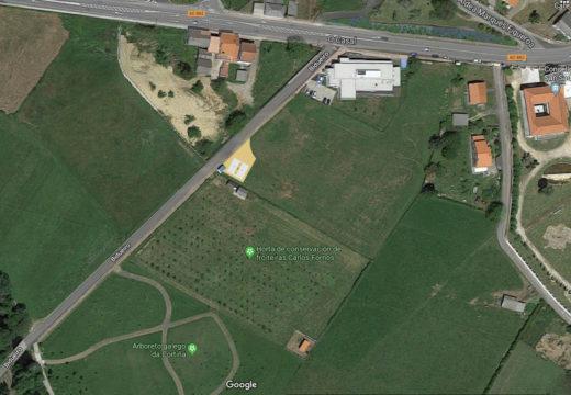 O Concello de San Sadurniño proxecta unha pequena área de servizo para autocaravanas na Cortiña