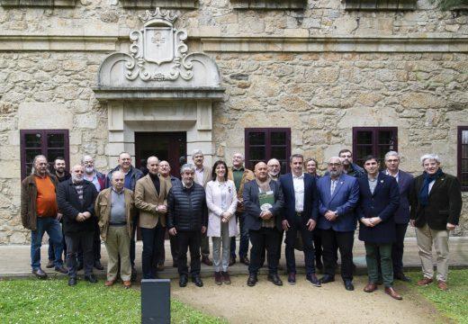 Ángeles Vázquez avoga por darlle un pulo definitivo ás reservas da biosfera en Galicia co obxectivo de chegar ao 34% do territorio