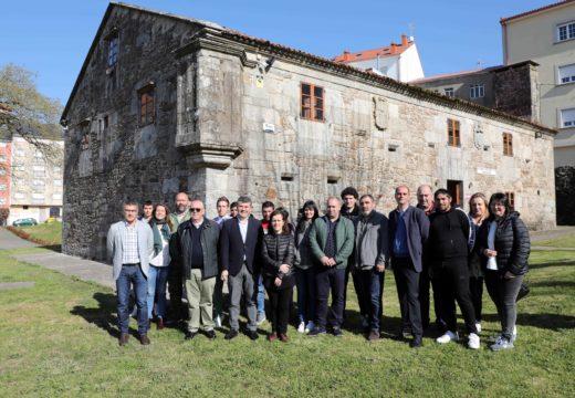Ovidio Rodeiro clausura o Obradoiro de Emprego Xuvenil de Santa Comba no que se formaron 16 alumnos en conservación e mellora de montes