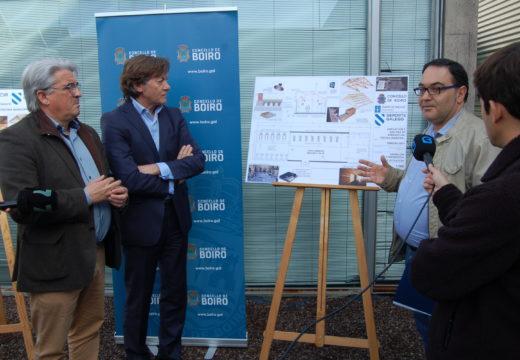 A Secretaría Xeral para o Deporte participará nas obras para infraestruturas deportivas da provincia da Coruña que alcanzarán un investimento total de 626.000 euros en 2019