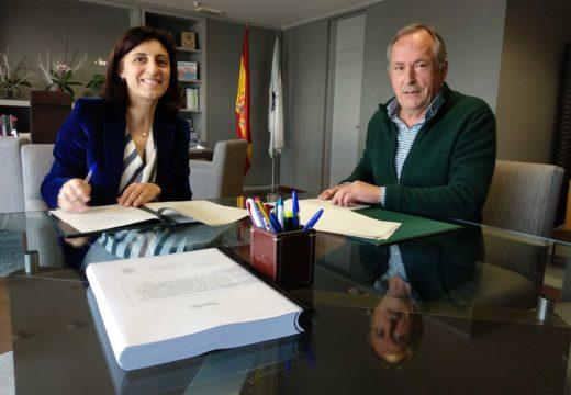 Medio Ambiente licitará este mes por 60.000 euros as obras que evitarán os solagamentos en Fonte Díaz