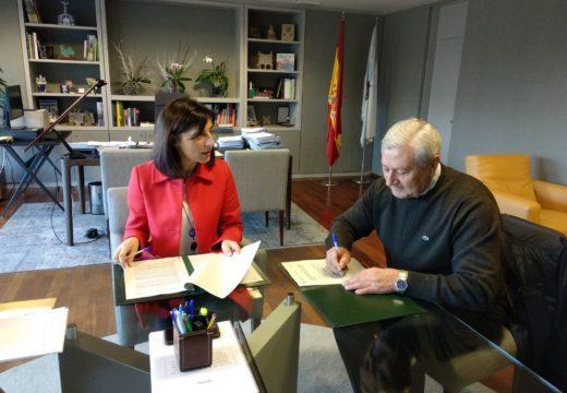 Medio Ambiente investirá case 90.000 euros en dous proxectos para a humanización de rúas nos concellos de Tordoia e Trazo