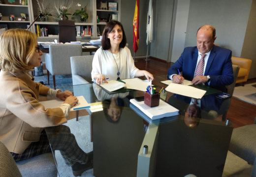 Medio Ambiente colaborará na reforma do Parque Infantil O Tres no concello de Vilarmaior
