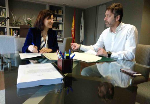 Medio Ambiente colaborará na construción dunha pista multideportiva na zona das presáreas en Vilasantar