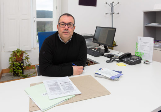 David Saavedra, novo Traballador social do Concello de San Sadurniño