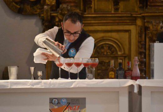 O luns celébrase en Santiago a XVIII edición do Campionato Galego de Coctelería