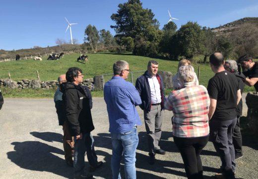 As axudas da PAC para agricultores e gandeiros mobilizaron o ano pasado 5,3m€ en máis de 1.350 explotacións na comarca de Ferrolterra