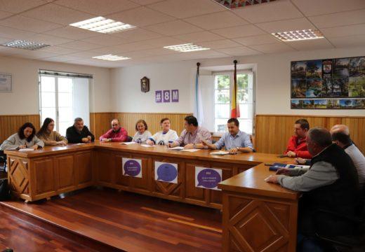 O Pleno de Frades aproba por unanimidade iniciar o expediente de distinción e honras a Manuel Cortiñas Pontón