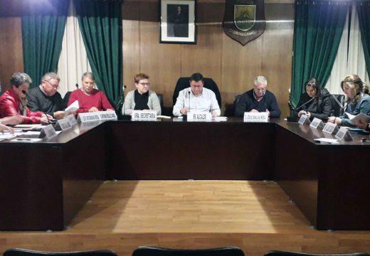 O Pleno dá luz verde á Relación de Postos de Traballo do Concello de Boqueixón