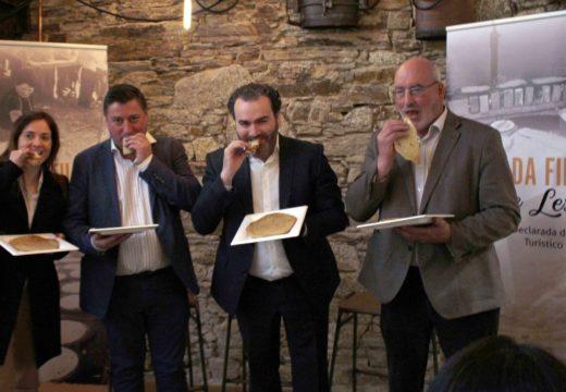 O Concello de Boqueixón e a Asociación Cultural da Filloa celebran hoxe a xornada 'A Filloa de Lestedo na Galiciana' con propostas gastronómicas para todos os gustos
