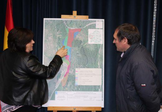 O Concello de Lousame investirá 33.500 euros na repoboación forestal e posta en valor do monte de San Lourenzo