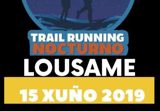 O Club Lousame Deporte e o Concello de Lousame traballan na organización dun trail running nocturno o sábado 15 de xuño