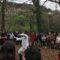 Éxito das dúas visitas teatralizadas a Ponte Ledesma coa asistencia de máis dun cento de persoas