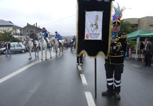 Touro vivirá os desfile dos Xenerais da Ulla o próximo martes, 5 de marzo, en Fonte Díaz na súa IX Feira do Entroido