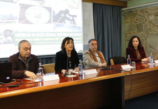 Ángeles Vázquez avoga por potenciar o ecoturismo en Galicia como instrumento eficaz de protección do patrimonio natural