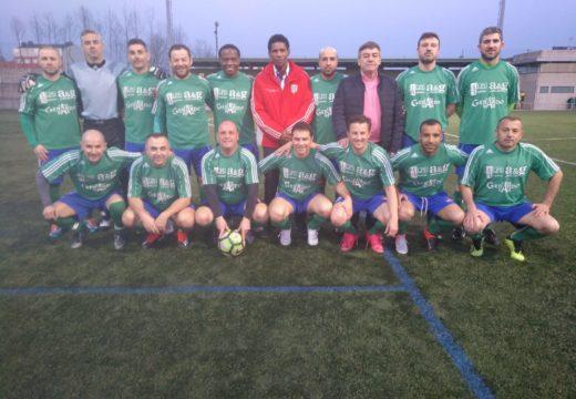 Veteranos Órdenes xogará o Campionato Galego