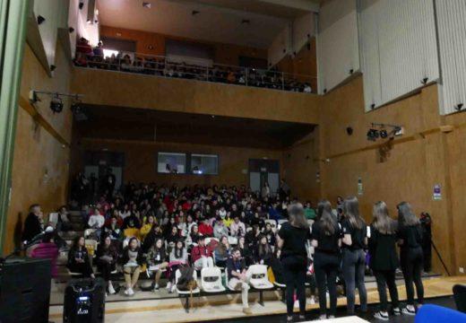 O IES Maruxa Mallo celebra ao seu II Congreso Escolar pola Igualdade