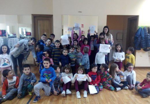 Arredor de 40 nenos e nenas participan nas actividades de conciliación organizadas polo Concello de Ordes