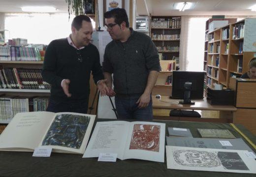A Biblioteca de Riveira homenaxea a Luís Seoane no día das Artes Galegas