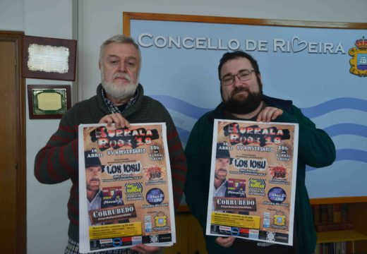 Grupos de Navarra, Galicia e Illas Baleares integrarán o cartel do décimo quinto aniversario do Festival Kurrala Rock