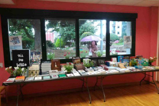 A Biblioteca de Ordes celebra o Día do Libro