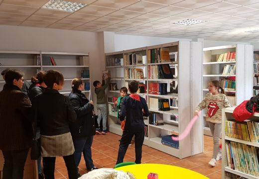 A biblioteca municipal e a aula de informática do Concello de Frades estarán abertas ao público 29 horas á semana