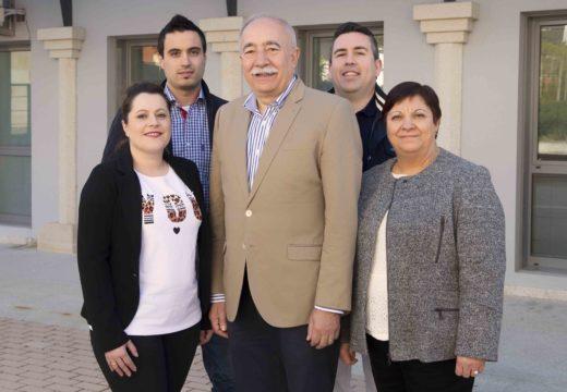 """José Luís García volverá a encabezar a candidatura socialista á Alcaldía de Brión cunha lista que """"mestura experiencia e xuventude e cun claro obxectivo: traballar por Brión"""""""